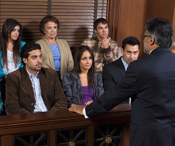 Jury Selection Service